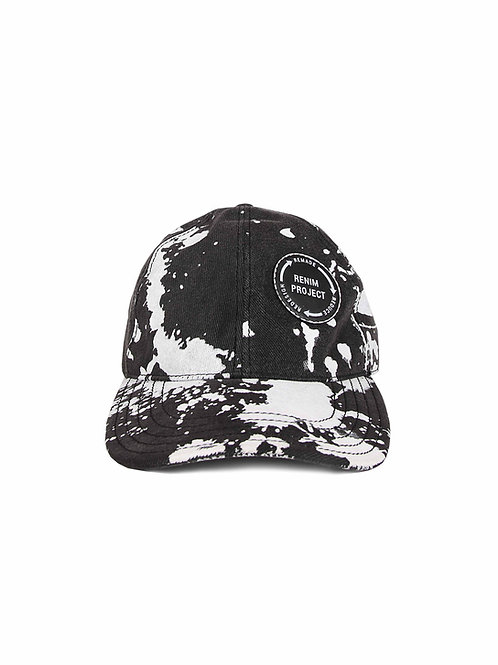 Black Sprash Cap
