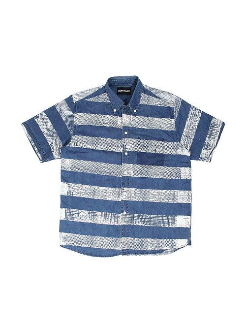 Bluesheet Printed Denim Shirt