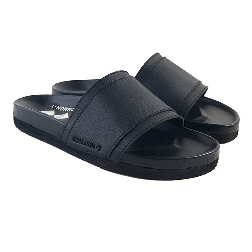Mark Slide Sandals