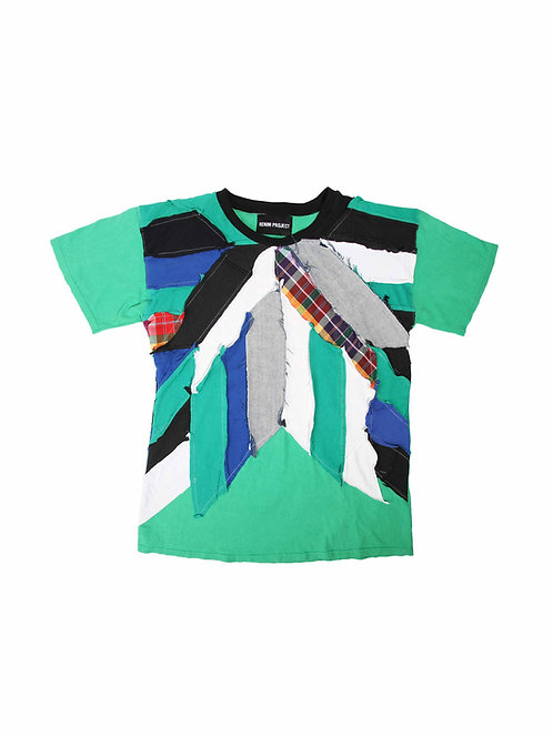 Recrafted Patchwork Tee