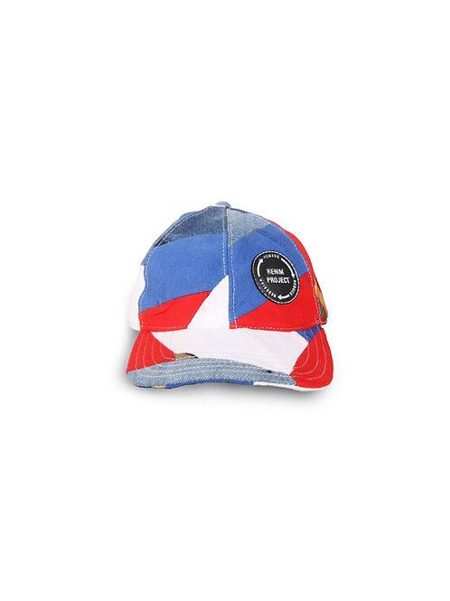 Flag Patchwork Cap