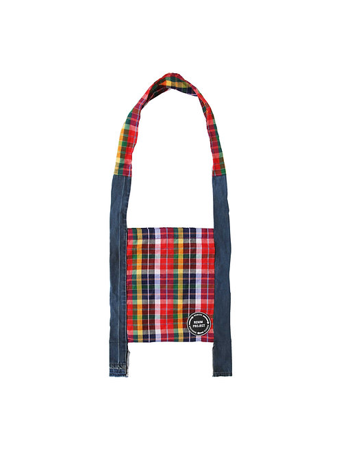 Regenerated Tote Bag