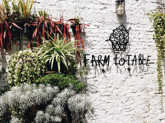 Farm To Table, Hideout คาเฟ่ที่ซ่อนตัวอยู่ในตรอกย่านปากคลองตลาด
