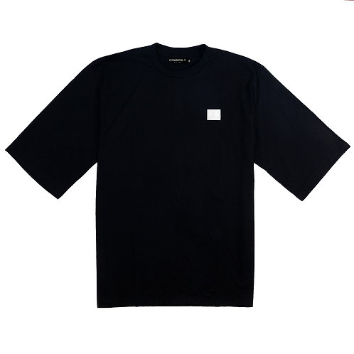 Oversize 3/4 Short Sleeves T-Shirt