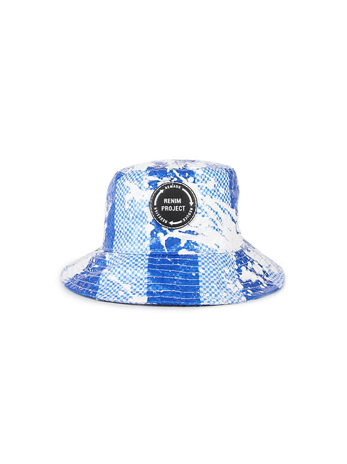 Bluesheet Bucket Hat