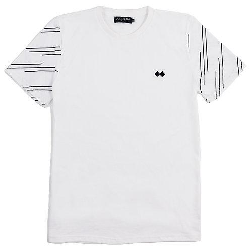 Oblique Stripe Sleeve