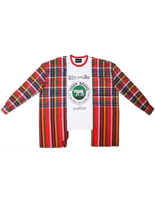 Recrafted Check T-Shirt