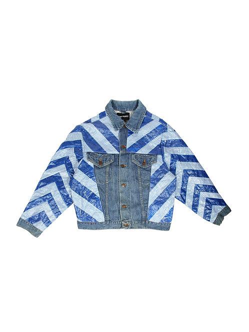 Bluesheet Patchwork Denim Jacket