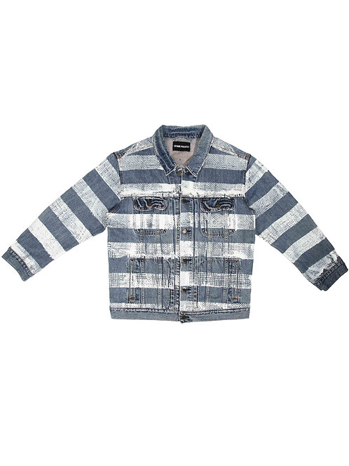 Bluesheet Printed Denim Jacket