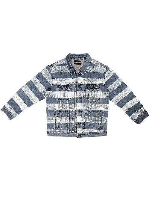 Bluesheet Printed Denim Jacket