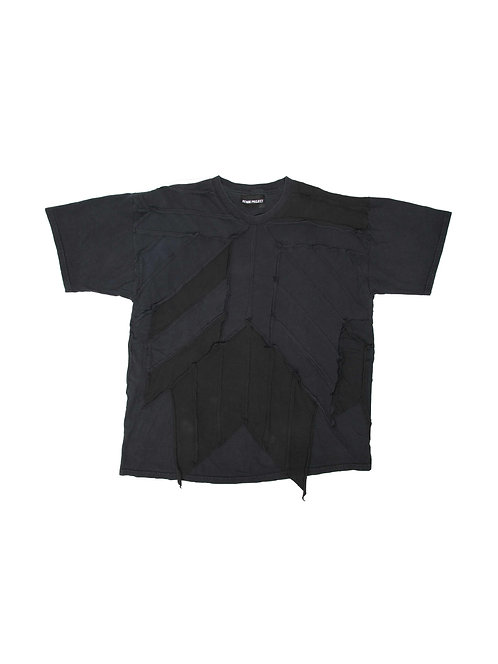 Recrafted Double Black Tee