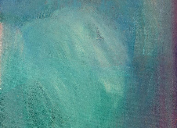 Untitled - 20in x 20in -SOLD