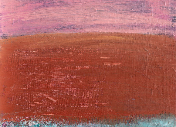 Untitled 11in x 14in - SOLD
