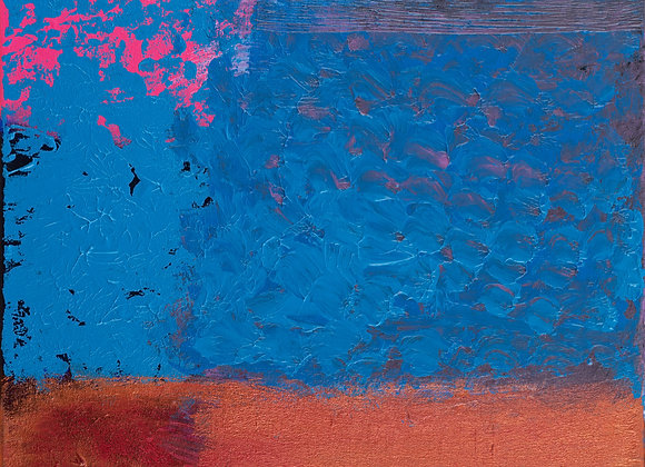 Untitled - 16in x 20in - SOLD