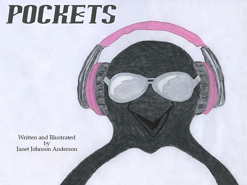 POCKETS  - 11 x 8.5  Softcover