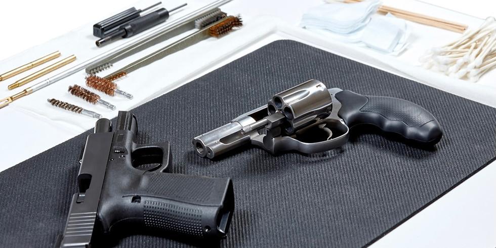 Gun Cleaning Class