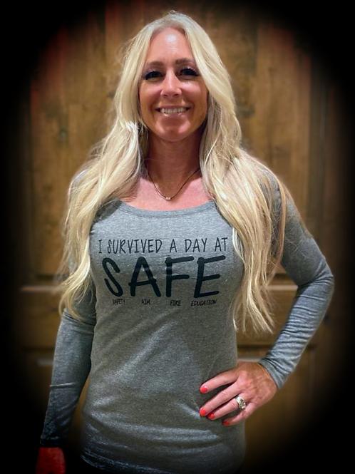 I survived A day at SAFE