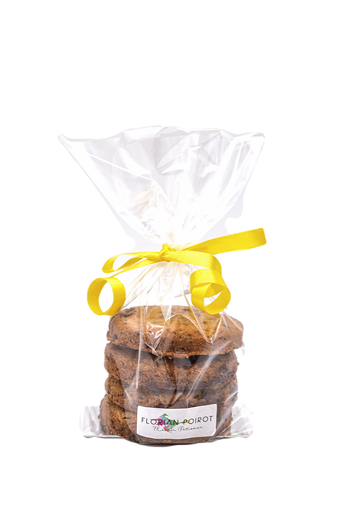 4 Muscovado cookies COLLECT