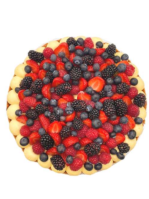 Red Fruit Tart COLLECT