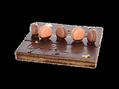 Opera Cake Deposit Price