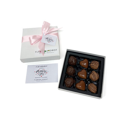 FOR MUMMY Box 9 Chocolate Bonbons COLLECT