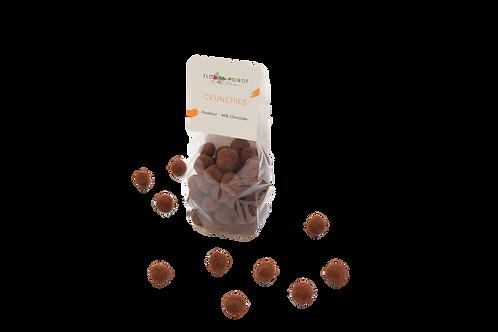 Crunchies Hazelnut - Milk Chocolate