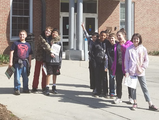 5th Grade Go to Keene State