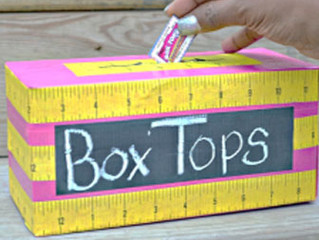 Box Top Contest