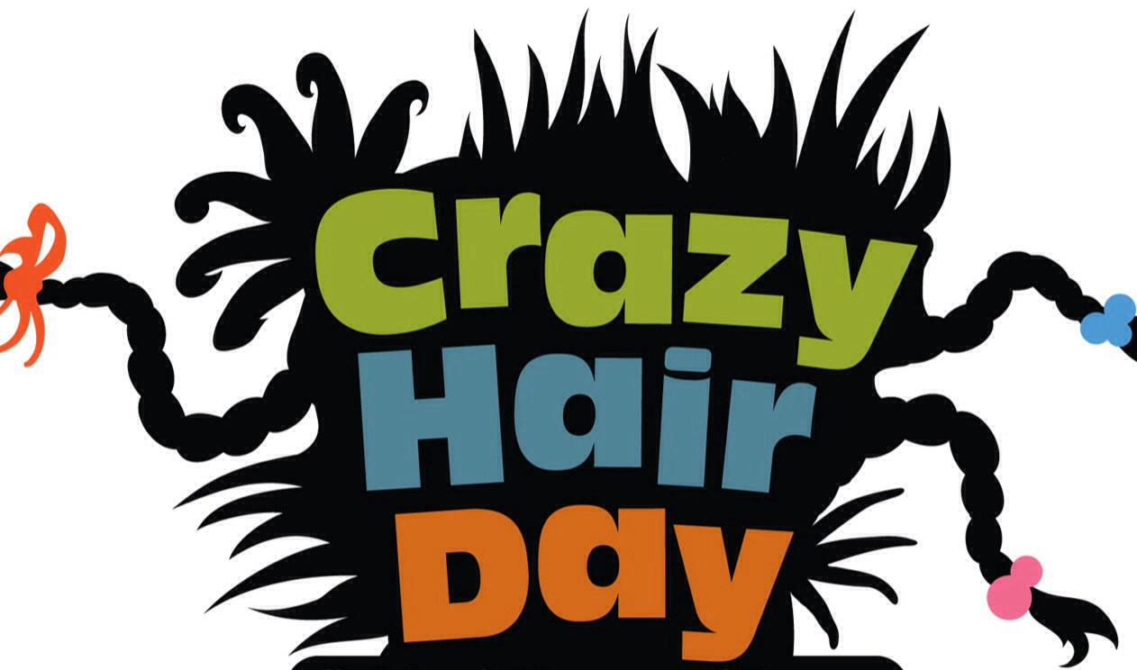 Crazy Hair Day Today | Iroquois Falls Public School Principal Blog