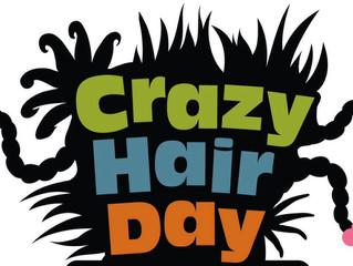 Crazy Hair Day! Dec 6th