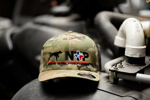 Camo Fitted
