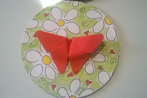 Anniversaire d'Origami à Domicile