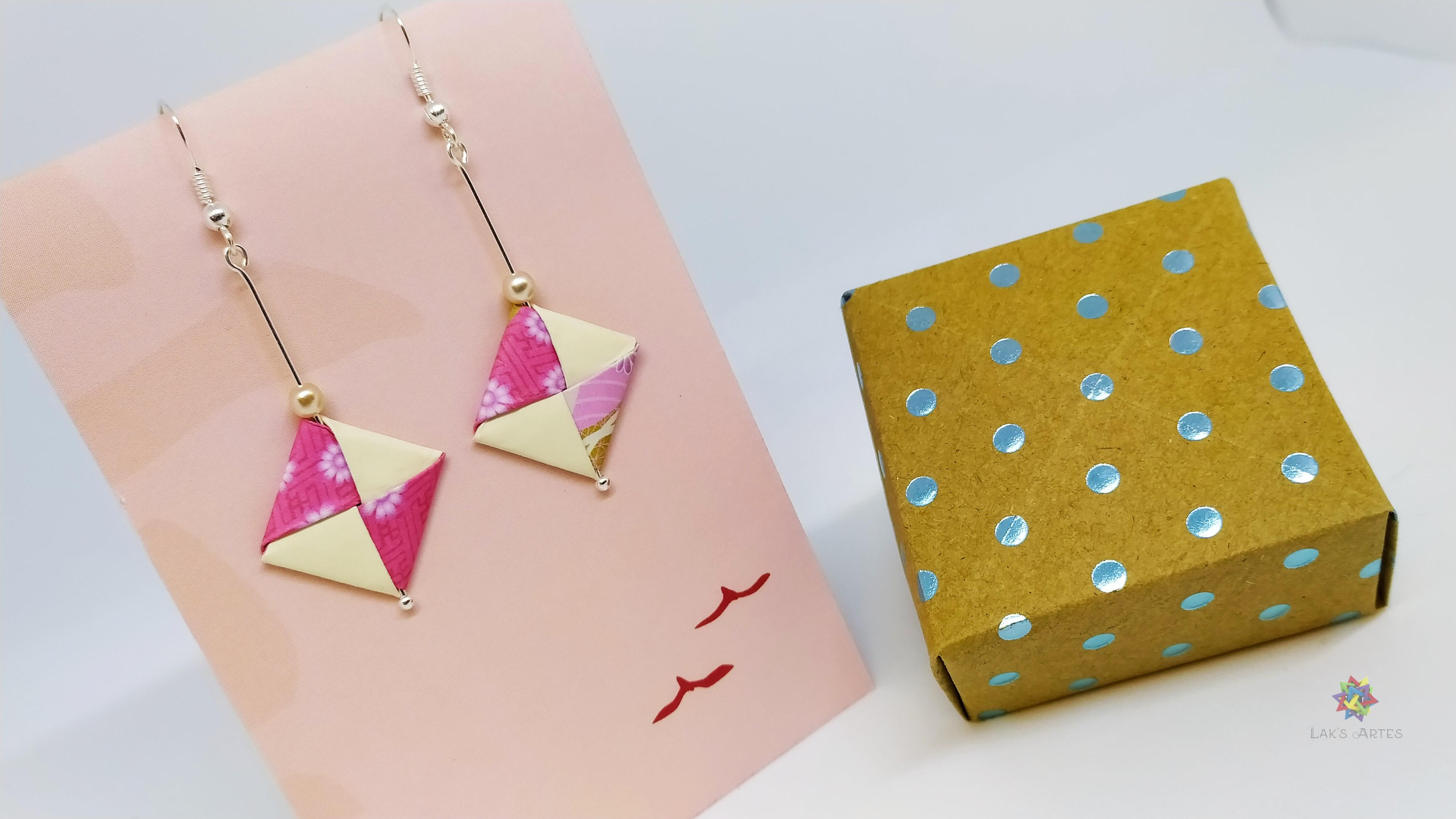 Atelier Bijoux en Origami