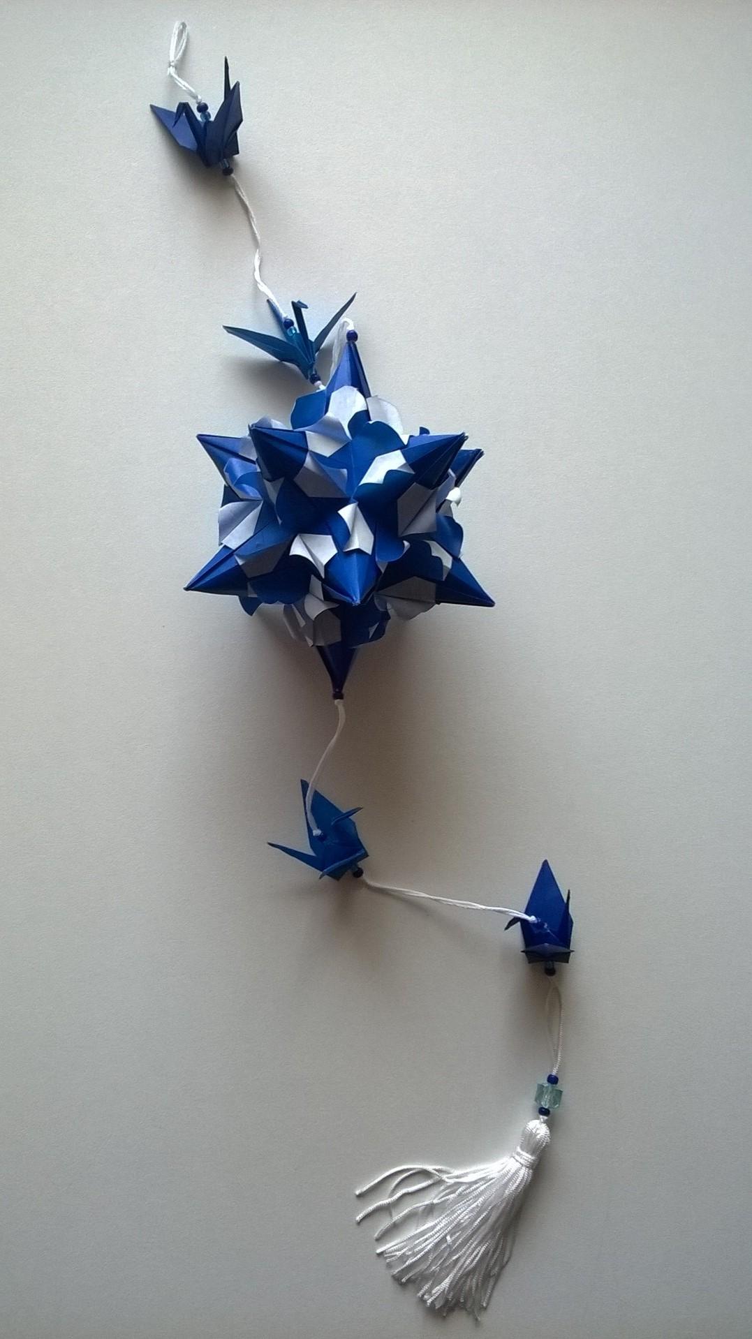 Atelier Origami - Kusudamas