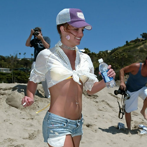 Britney Spears Inspired Von Dutch Hat