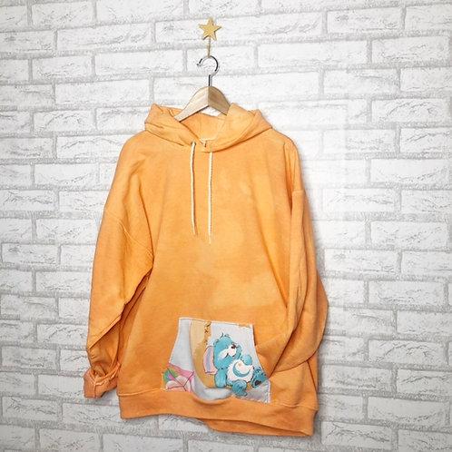 Pocket  Sweatshirt: Bedtime Bear Care Bear