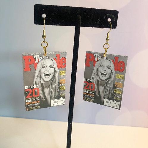 Teen People: Britney at 20 Earrings