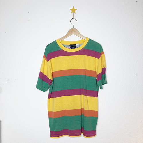 1990's Classic Striped Tee