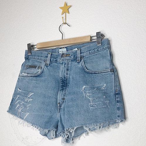 Vintage Calvin Klein Cut Off Shorts