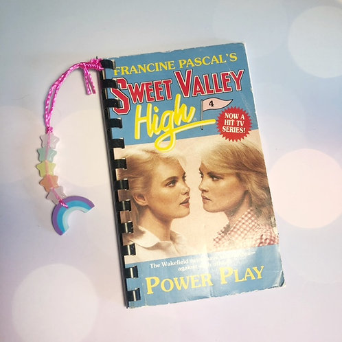 Nostalgic Notebook:Sweet Valley High