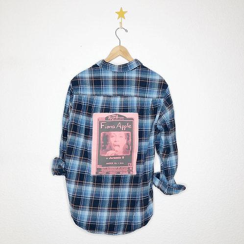90's Nostalgia Show Flannel: Fiona Apple