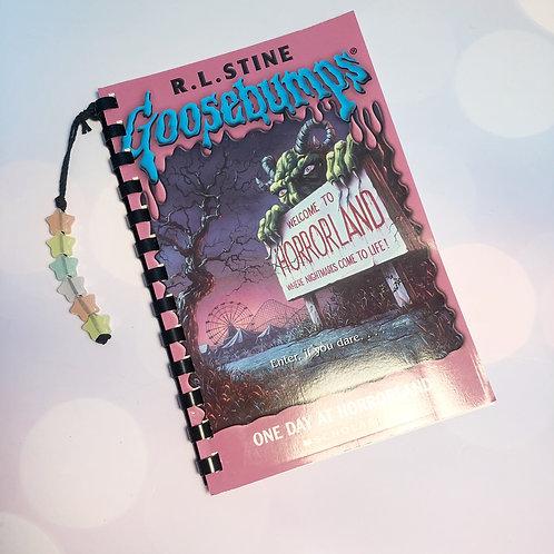 Nostalgic Notebook: GOOSEBUMPS