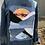Thumbnail: Reclaimed Denim Jacket: Sun & Earth