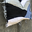 Thumbnail: Reclaimed Denim Wall Hanging: Burning Sun