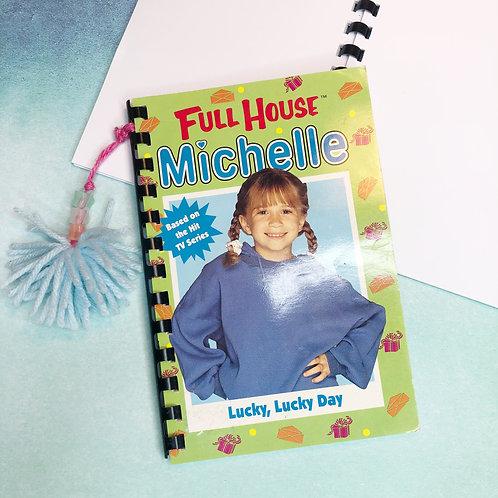1995 Nostalgic Notebook: Full House Michelle