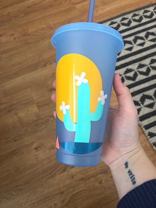 Southwestern So Chill Reusable Cup