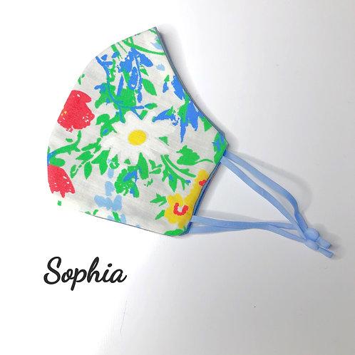 Golden Girls Mask: Sophia