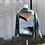 Thumbnail: Reclaimed Denim Jacket: Sunset & Sunrise