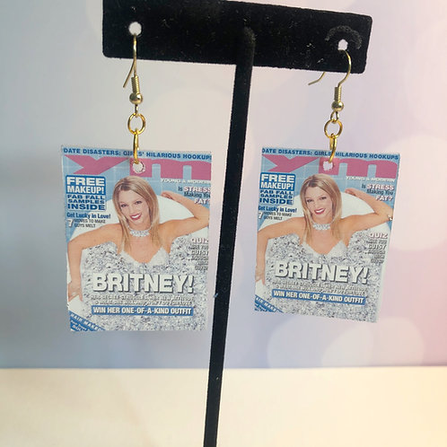 YM: Britney! Earrings