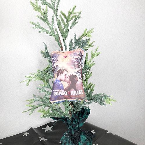 VHS Tape Ornament: Romeo & Juliette